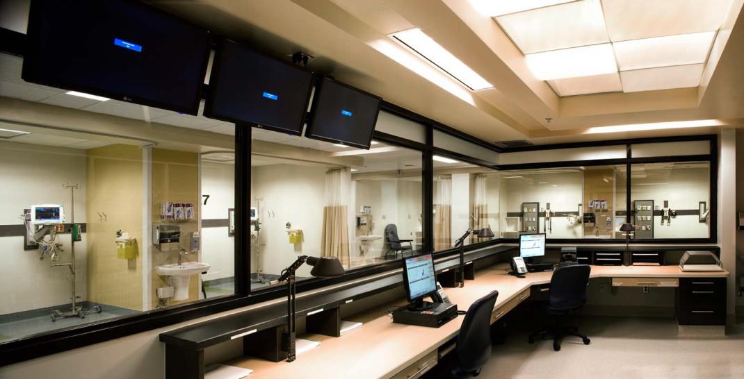 Hôpital du Sacré-Cœur de Montréal - YMA - Yelle Maillé et associés architectes
