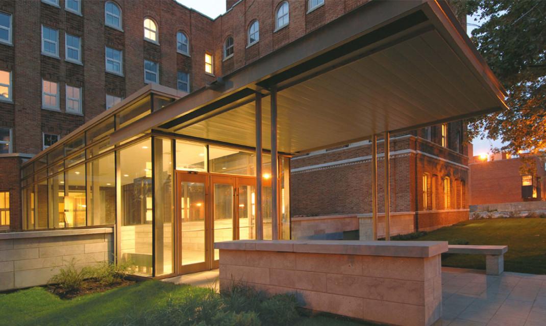 Hôpital de St. Mary - YMA - Yelle Maillé et associés architectes