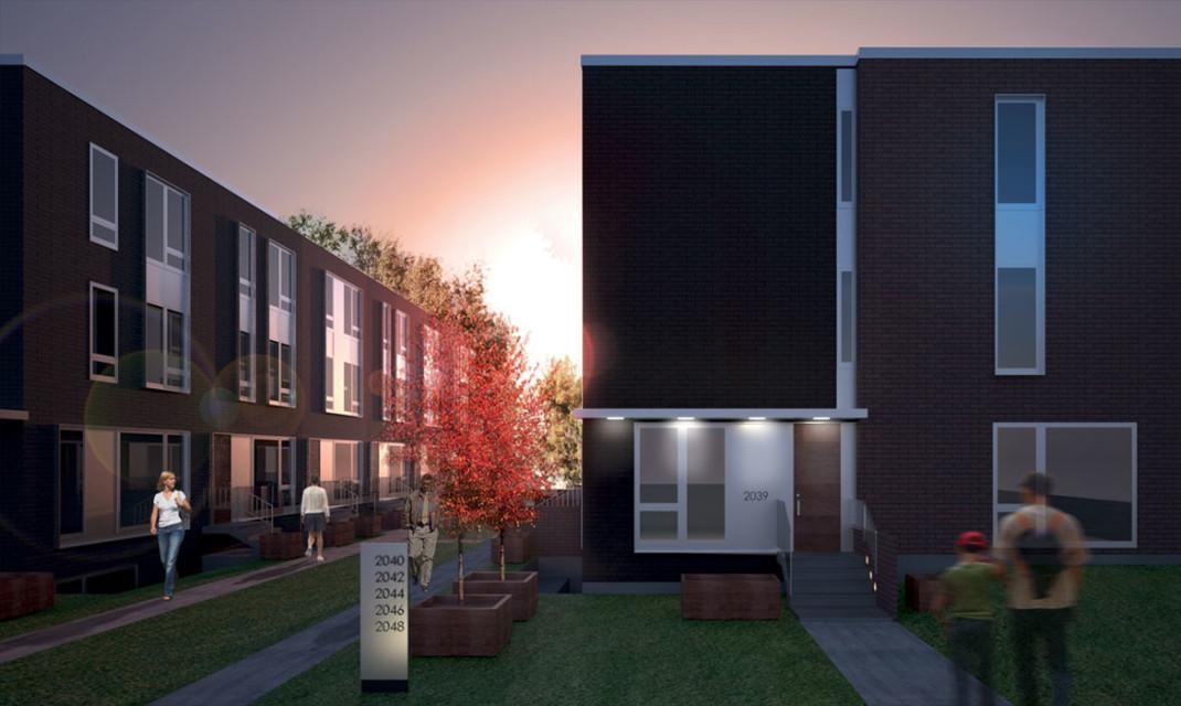 Homes - Sotramont - YMA - Yelle Maillé et associés architectes